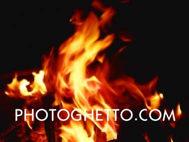 Fire & Flames Photo Image