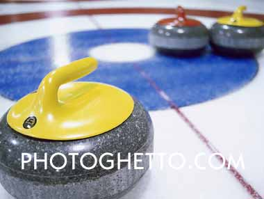 Curling Photo Image