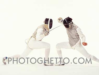 Fencing Photo Image