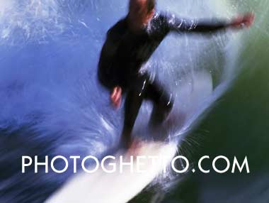 Surfer Photo Image